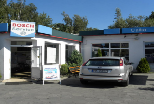 Bosch Całka